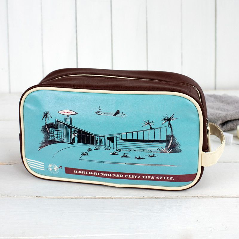 "Trousse de toilette ""Departure Lounge"""
